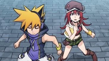 Первый эпизод аниме по The World Ends with You стартует 9 апреля. Смотрите свежий ролик