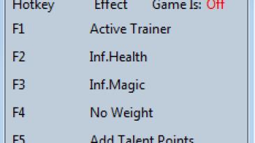 The Witcher 2 ~ Assassins of Kings: Трейнер/Trainer (+8) [Latest Steam] {MrAntiFun}