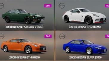 """Car Mechanic Simulator 2021 """"Правки для DLC Nissan"""""""