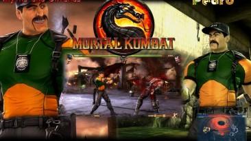 "Mortal Kombat ""Pedro (a.k.a Stryker)"""