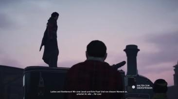 """Assassin's Creed: Syndicate """"Баг - Смерть Джейкоба Фрая в кат-сцене"""""""