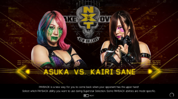 "WWE 2K19 ""Asuka '20 Updated Attire + Render MOD"""