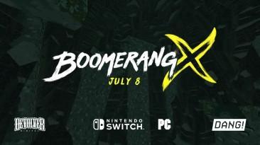 Трейлер и точная дата выхода Boomerang X
