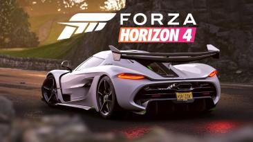Геймеры продолжают жаловаться на технические недостатки в Forza Horizon 4