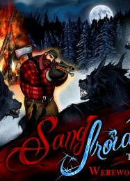 Обложка игры Sang-Froid: Tales of Werewolves