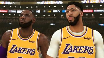 В NBA 2K20 появилась реклама, которую нельзя перемотать
