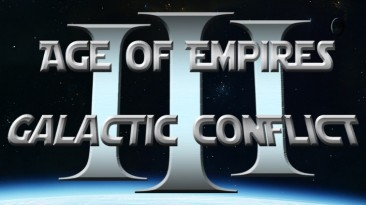 Age of Empires 3: Galactic Conflict - Разработка мода продолжается