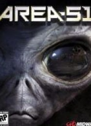 Обложка игры Area 51