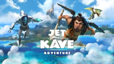 Хватайте джетпак - платформер Jet Kave Adventure для Nintendo Switch обзавелся датой релиза