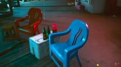 Два стула в Cyberpunk 2077