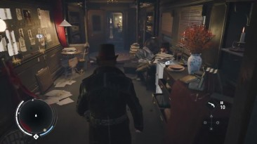 "Assassin's Creed: Syndicate ""Баг - Близнец Джейкоб Фрай"""
