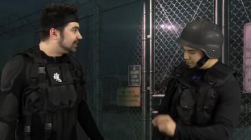 MGS: Ground Zeroes - Пародийный скетч от Angry Joe