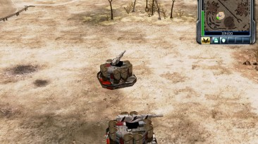 "Command & Conquer 3: Tiberium Wars ""Модификация - Global Liberation"""