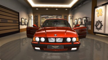 """Test Drive Unlimited 2 """"BMW M5 E34 Touring"""""""