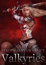 Обложка игры Beauty And Violence: Valkyries