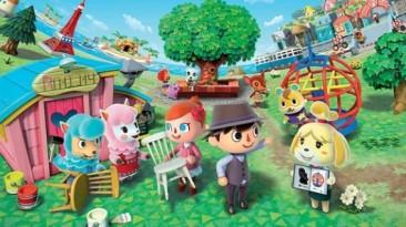 Что будет, если добавить к Animal Crossing: New Leaf фигурки-amiibo Кикса, Ресетти и Лотти