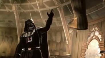 """Star Wars: The Force Unleashed – """"Дублированный второй ролик из игры """""""