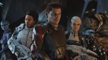 BioWare напомнила о третьей годовщине Mass Effect: Andromeda