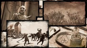 История мира Dishonored