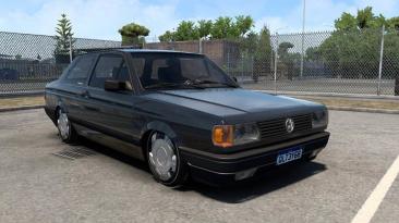 "Euro Truck Simulator 2 ""Volkswagen Voyage Turbo v1.0 (1.40.x)"""