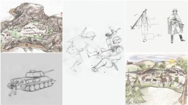 Battlefield 1942: концепт-арт, идеи, ограничения