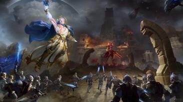 Пантеоны Skyforge готовятся к массовым сражениям