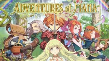 Adventures of Mana выйдет на западном рынке, но обойдёт стороной PS Vita...