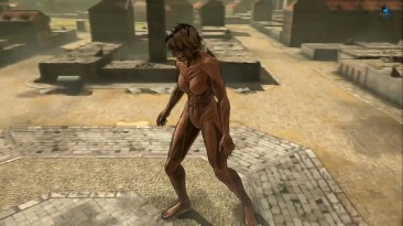 Attack on Titan - Итинный режим Атаки