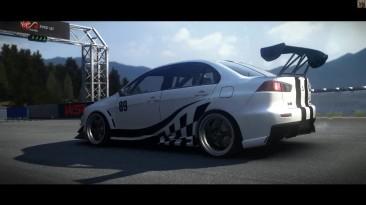 "GRID 2 ""Дрифт Mitsubishi Lancer Evolution X"""