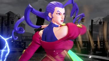 Новый трейлер Street Fighter V персонажа DLC Роуз