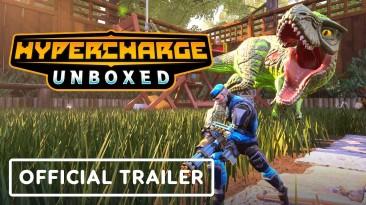 Защита игрушечной базы в релизном трейлере Hypercharge: Unboxed