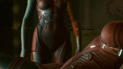 """Cyberpunk 2077 """"Текстуры высоко разрешения одежды 8ug8ear"""""""