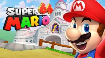 ROM Hackers нашли и восстановили врага в Super Mario 64