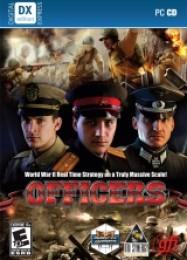 Обложка игры Officers
