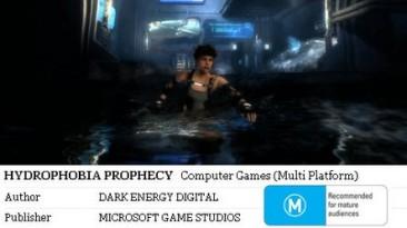 Hydrophobia: Prophecy для XBLA