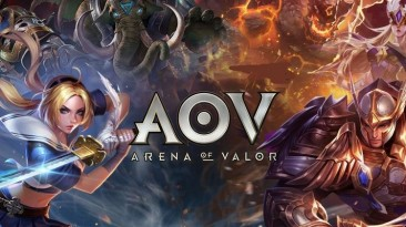 Летом состоится очередной закрытый бета-тест Arena of Valor для Switch
