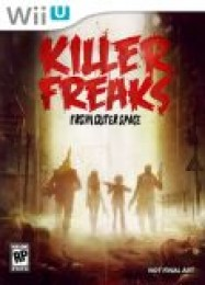 Обложка игры Killer Freaks from Outer Space