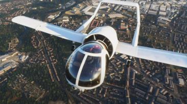 Orbx представляет Edgley Optica для Microsoft Flight Simulator с новым трейлером