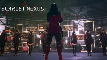 Четвёртое видео дневников разработчика Scarlet Nexus
