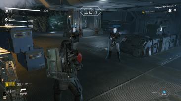 "Aliens: Fireteam Elite ""Боевые Синтетики"""