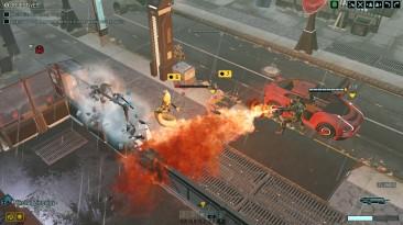 """XCOM 2 """"Flamer Mod"""""""