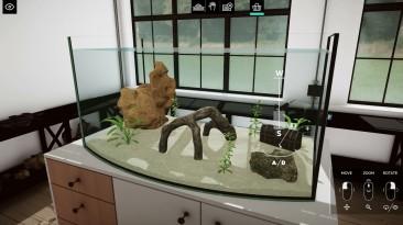 """Симулятор дизайнера аквариумов """"Aquarium Designer"""" стал доступен для ПК в Steam"""