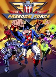 Обложка игры Freedom Force