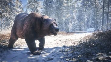 Дополнение Medved-Taiga для theHunter: Call of the Wild вышло на консолях