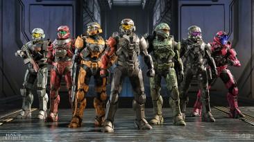 Скриншоты графических настроек технического теста Halo Infinite