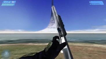 Halo Combat Evolved - Все оружие в 60 fps