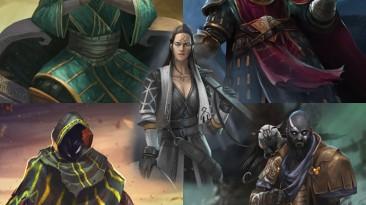 """Endless Legend """"Crixler's Palette Expansion"""""""