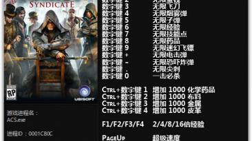 Assassin's Creed: Syndicate: Трейнер/Trainer (+21) [1.12 - 1.5] {FLiNG}
