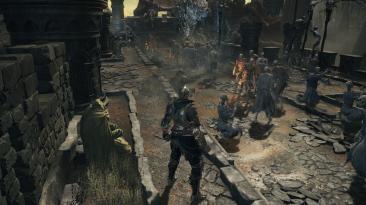 """Dark Souls 3 """"Enemy Onslaught - клонирование боссов и NPC"""""""