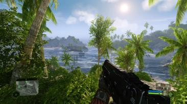 """Crysis Remastered """"Восстановление оригинальных настроек"""""""